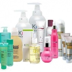 Hiusten kosmetiikka