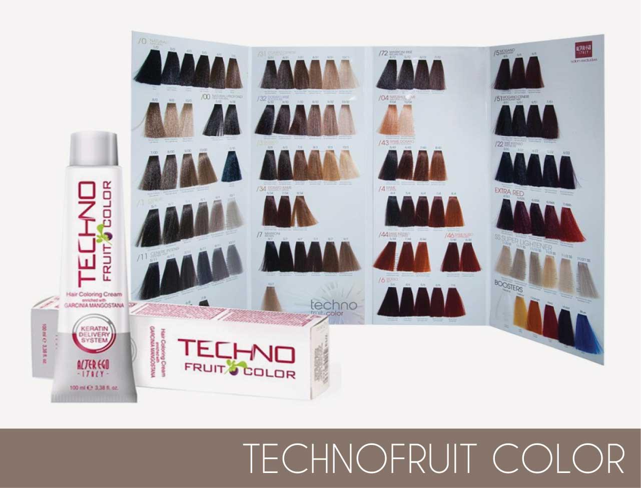 Alter Ego Краска для волос Techno Fruit 100мл Интернет