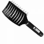 GKhair - Légtelenítő kefe - Egy széles, átáramló fésű