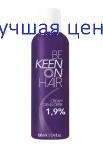 KEEN Cream Developer Крем-окислитель 1,9%, 100 мл