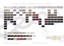 ELEA LUXOR Color Permanent Colour Cream - Стойкая краска для волос, 60 мл