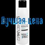 Nua PRO Reconstruction Keratin Shampoo - Восстанавливающий шампунь с кератином, 1000 мл