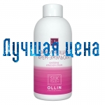 OLLIN Silk Touch 10vol Oxidizing Emulsion Cream Crème oxydante émulsion 3%, 90 ml.