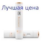 GKhair Taming pH + tisztázniing Sampon - Technikai sampon mély haj tisztításához, 300 ml.