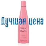 OLLIN SHINE BLOND Shampooing à l'extrait d'échinacée, 300 ml.