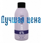 OLLIN Oxy oxidierende Emulsion 6% Leistung, 90 ml.