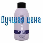 OLLIN Oxy oxidierende Emulsion 1,5% Leistung, 90 ml.