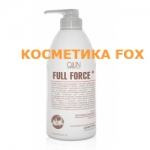 OLLIN Shampooing intensif régénérant à l'huile de coco FULL FORCE, 750 ml.