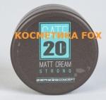 EMMEBI Gate20 Matt cream strong  Матовый крем сильной фиксации, 75 мл