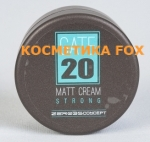 EMMEBI Gate20 Matt creme stærk Stærk hold matte creme, 75 ml