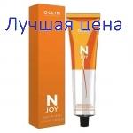 OLLIN N-Joy Color Cream - перманентная крем-Краска для окрашивания седых волос, 100 мл.