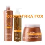 INEBRYA Набір для кучерявого волосся і волосся з хімічною завивкою ICE CREAM CURL, 500мл + 200мл + 300мл