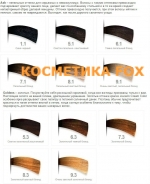 GKHair Cream Color - Аммиачная краска, 100 мл