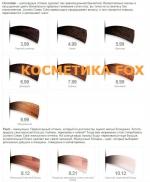 GKHair Krémszín - Ammónia festék, 100 ml