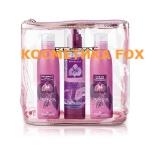 KLERAL Orchid Oil Набір для сухих і пошкоджених волосся + косметичка
