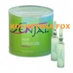 KLERAL Двухфазные ампулы для восстановления волос, 10х10 мл.