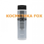 BE HAIR Tinting gel til hår af Be Color Crazy Grey perle, 150 ml