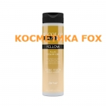 BE HAIR Tinting hár hlaup Vera litur Crazy Yellow, 150 ml
