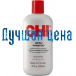 CHI Infra Shampoo - Fugtighedsskampe til alle hårtyper, 350 ml.