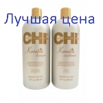 CHI Keratin Rebuild Revier Protect Set - Keratin Recovery Kit, 946 ml + 946 ml