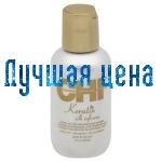 CHI Infuso di seta cheratina Seta naturale con cheratina, 59 ml.