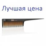 CHI Luxury BackComb - Comb fyrir bouffant