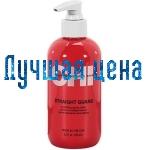 CHI Straight Guard Smoothing Styling Cream - Укладочный крем для гладкости волос, 251 мл.