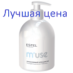 Estel Professional M'USE Handcreme - M'USE Moisturizing Hand Cream, 475ml