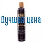 CHI Deep Brilliance Olive & Monoi Fleksibel Hold Hairspray - Fleksibel Hold Hairspray, 284 g