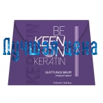 KEEN Smoothing Serum - Сыворотка для выпрямления волос GLATTANGS SERUM, 10 мл х 7 шт
