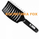 GKhair - Vent Brush - A wide, blow-through comb
