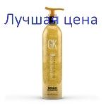 GKhair Gold Shampoo - Шампунь с частицами золота, 250 мл