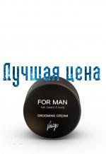 Vitality's FOR MAN Крем увлажняющий для волос Grooming cream, 75 мл