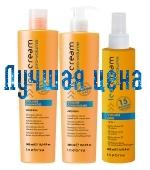 INEBRYA Набір для додання обсягу тонким волоссю ICE CREAM VOLUME KIT, 300мл + 300мл + 200мл