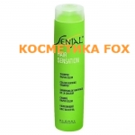 KLERAL SENJAL VOLUMIZING Shampoo bindi og skína fyrir fínt hár, 300 ml.