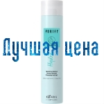 KAARAL Rens Hydra Shampoo - Fuktighetsgivende sjampo for tørt hår, 300 ml.