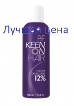 KEEN Cream Developer Cream-oxidizer 12%, 100 ml
