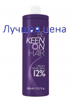 KEEN Cream Developer Cream-oxidizer 12%, 1000 ml