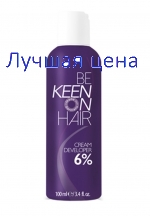 KEEN Cream Developer Cream-oxidizer 6%, 100 ml