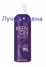 KEEN Cream Developer Cream-hapettimen 9%, 100 ml