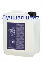 KEEN Cream Developer Крем-окислитель 9%, 5000 мл