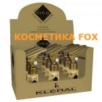 KLERAL (УПАКОВКА 9шт.) Gold Filler Hair Botox Ботокс для волос, 10 мл.