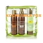 KLERAL Macadamia oil line Набір для волосся з маслом макадамії + косметичка