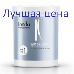 LONDA Professional Blondes Unlimited Bleach Powder - Powder for free technicians without using foil, 400 grams