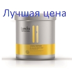 LONDA Professional Visible Repair In-Salon Treatment - Means for restoring damaged hair with panthenol, 750 ml