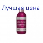 OLLIN Medium MEGAPOLIS Emulsion For Oil Dye - Окисляющая крем-эмульсия, 75 мл.