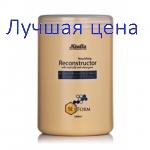 MIRELLA Nourishing Reconstructor Bee Form - Восстанавливающий крем-кондиционер для поврежденных волос с маточным молочком, 1000 мл