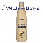 MIRELLA Reconstructing Shampoo Bee Form - Восстанавливающий шампунь для поврежденных волос с маточным молочком, 1000 мл