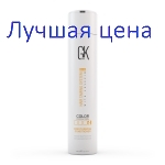 GKhair Moisturizing Conditioner Color Protection - Увлажняющий кондиционер, 300 мл.