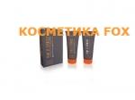 NOUVELLE Play It Straight Regular + Neutralizer Kit - Крем для распрямления поврежденных волос + нейтрализатор (набор), 200+200 мл.